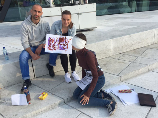 Слепая русская художница раскрыла тайну великой картины Мунка