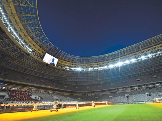 Большая арена и территория вокруг стали настоящим спортивным кластером