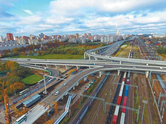 В российском рейтинге качества городской среды столица уверенно занимает первое место