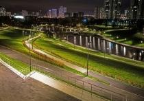 Архитектурная подсветка появится на Мичуринском проспекте в ближайшем будущем