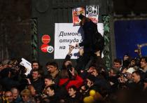 В среду в Интернете появился сайт с фотографиями участников несогласованной протестной акции на Тверской 12 июня и ссылки на их страницы в социальных сетях