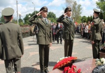 В День памяти и скорби в Серпухове прошел ряд мероприятий, посвященных этой скорбной дате