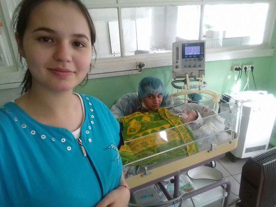53 дня родители борются за жизнь малыша