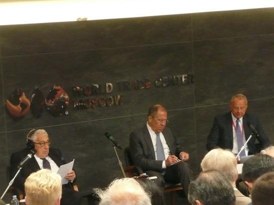 «Примаковские чтения»: Киссинджер выразил оптимизм, а Лавров напомнил анекдот