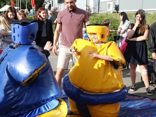 День молодежи отметили в Протвино