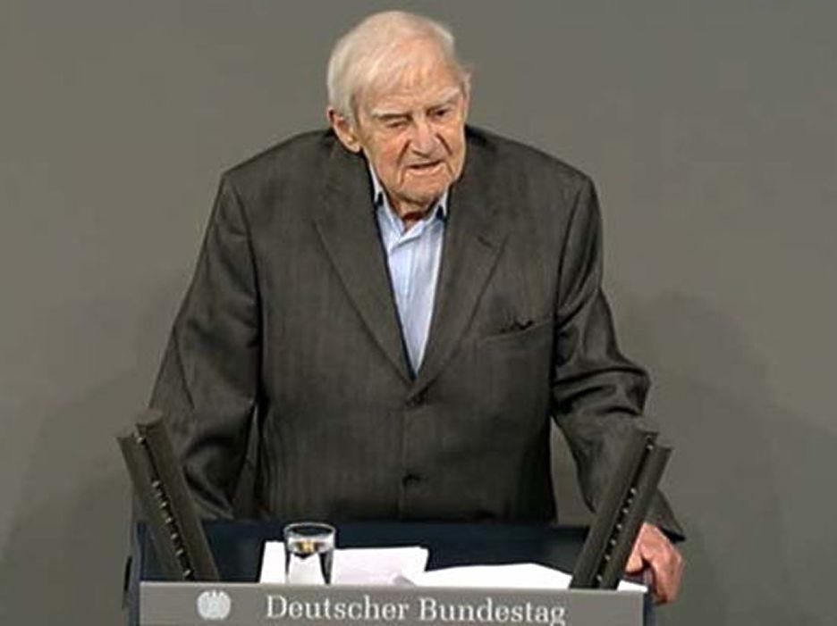 """""""Хранитель исторической памяти"""": Даниил Гранин в Кремле и Бундестаге"""