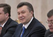 Янукович: я хотел бы возвращения Крыма в состав Украины