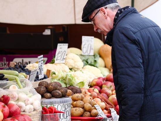 Цены на овощи в России выросли более чем в 1,5 раза