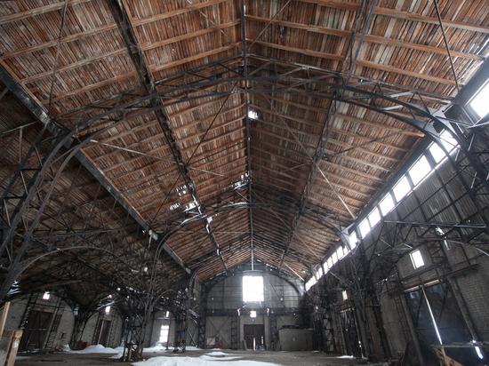 Ажурные конструкции на Стрелке признаны объектом культурного наследия