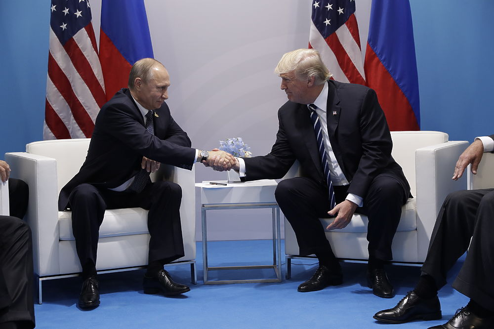 Долгожданная встреча: Путин и Трамп на G20 посекретничали без посредников