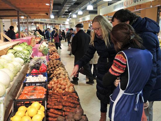 Холодное лето-2017 подогрело продовольственную инфляцию