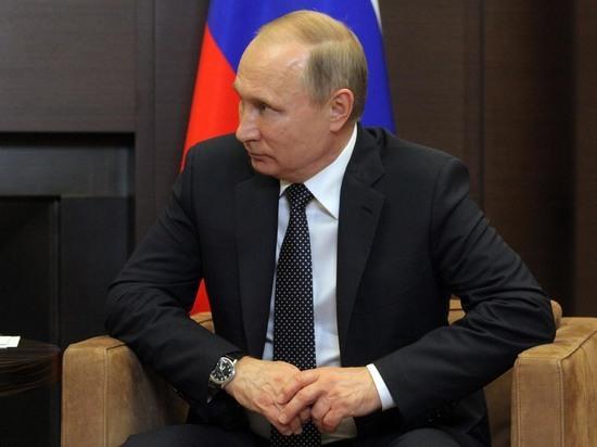 Путин попросил прокуратуру разобраться с