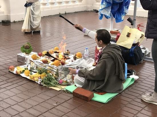 Фестиваль индийской культуры Ратха-Ятра прошел в Нижнем Новгороде