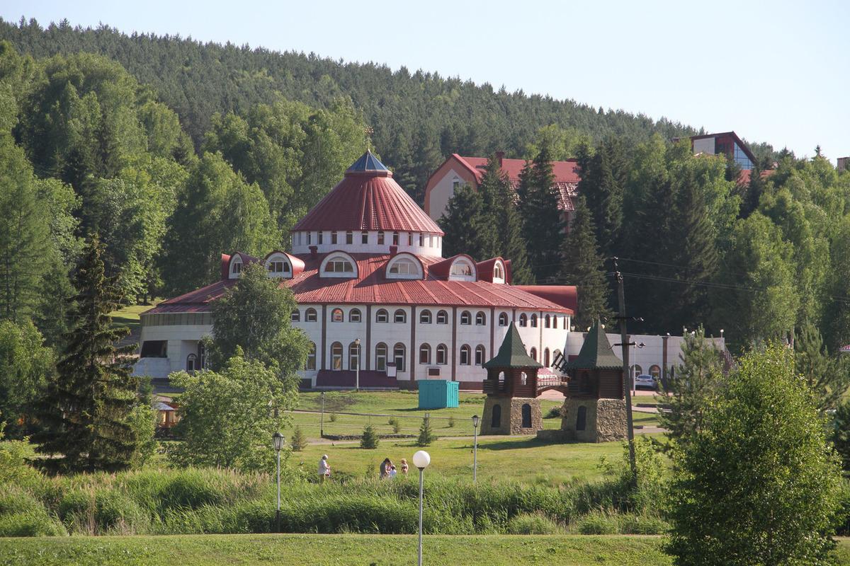 слепым, либо фотографии курорт красноусольск башкирия консоли