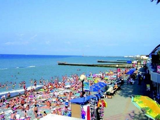 Проблема с пляжами Черноморского побережья все еще остается острой