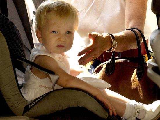 В России вступили в силу новые правила перевозки детей