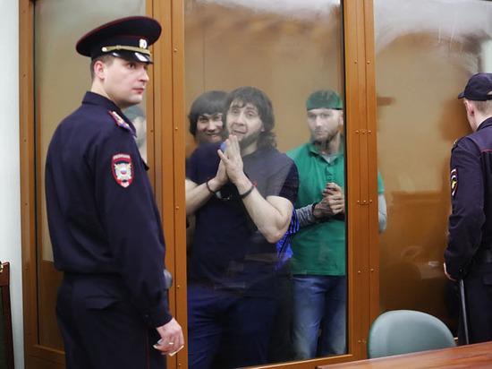 """Получивший 20 лет Заур Дадаев: """"Бог вам судья"""""""