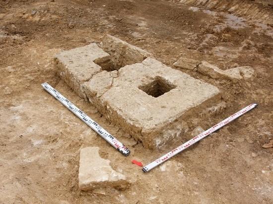 В Крыму нашли могилу древнего олимпийца