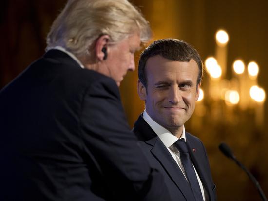 Несмотря на противоречия, лидеры США и Франции нашли общий язык
