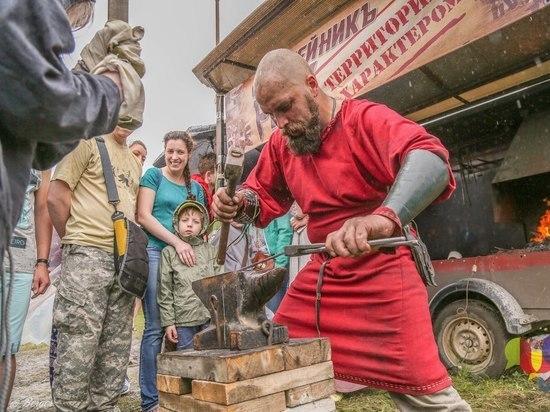 Бренд Южного Урала: ремесленники со всей России собрались в Златоусте