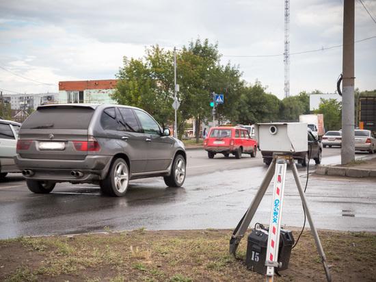 Омские автовладельцы выступают против средств фотофиксации