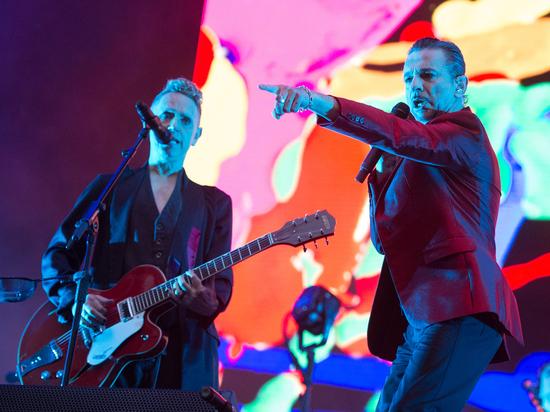 Depeche Mode: революция в стиле Тома Йорка