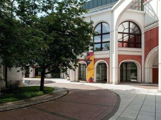 В Третьяковской галерее открылся внутренний двор