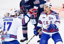 Какие потери и приобретения хоккейного войска СКА