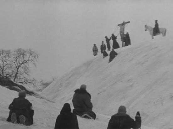 «Рублева» Тарковского показали в полной версии