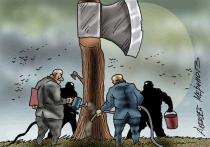 Неформально этот закон называют «лесной амнистией». Более точное для него название: «Кто смел, тот и съел»