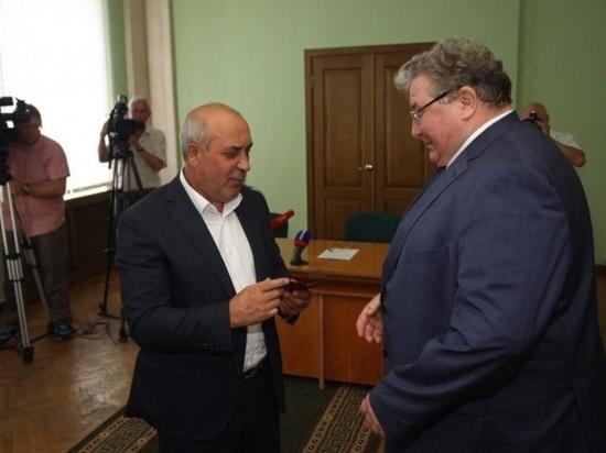 В Мордовии зарегистрировали первого кандидата на должность главы РМ