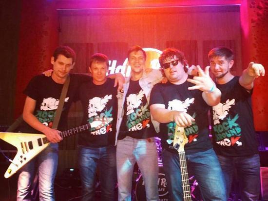 The Вудхеликоптер: «Поднимем страну через панк-рок!»