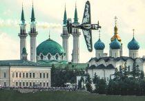 Популярная аэрогонка впервые прошла в России, но без россиян