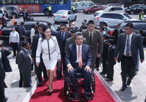 Ленин правит в Эквадоре