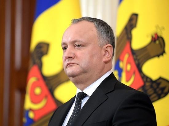Президент Додон призывает погранслужбу страны одуматься