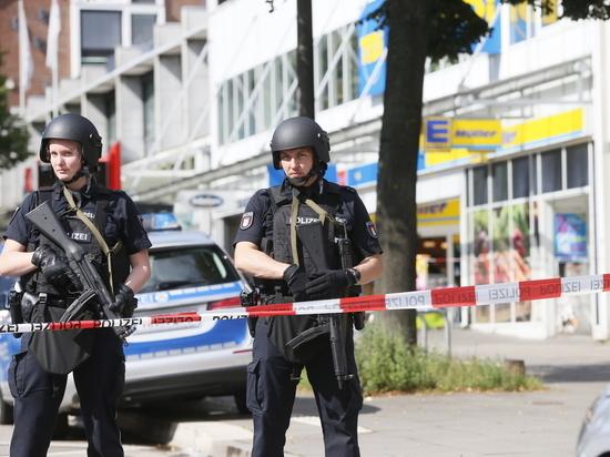 Кровавая атака в Гамбурге: мужчина без разбора режет людей