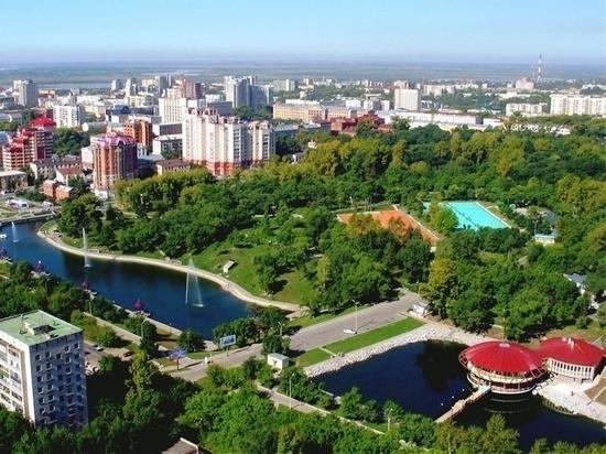 Власти Хабаровска стараются ускорить процесс начала реконструкции парка