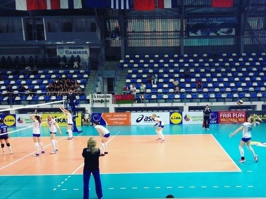 Как на Евро-2017 наши юные волейболистки взяли «серебро»