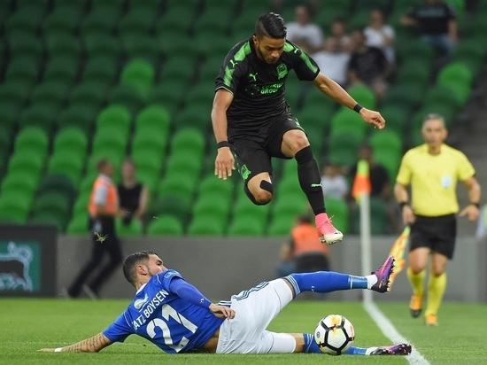 Футбольный клуб «Краснодар» начал свой четвертый в истории евросезон