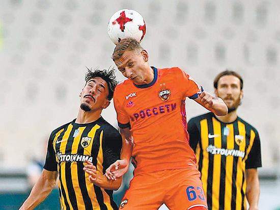 Продолжит ли ЦСКА громить АЕК и в ответном матче