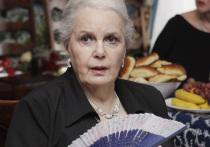 Народная артистка СССР Элина Быстрицкая дважды в течение 2 августа была вынуждена обращаться за медпомощью и в конечном итоге ее госпитализировали в Боткинскую больницу