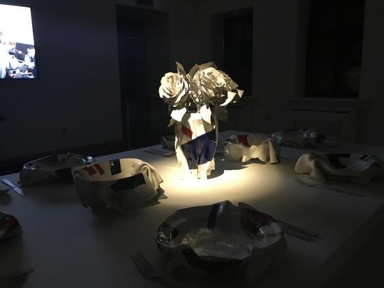 В Музее декоративно-прикладного искусства открылась выставка «Дым перемен»