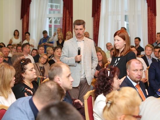 Нижегородские предприниматели встретились с главой Нижнего Новгорода Елизаветой Солонченко