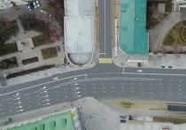 Островок и переход: как может измениться проблемное движение по Моховой улице