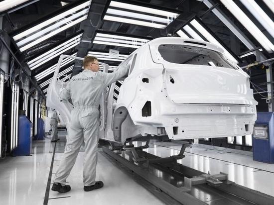 Продажи Tiguan с завода Volkswagen в Калуге выросли в 4 раза
