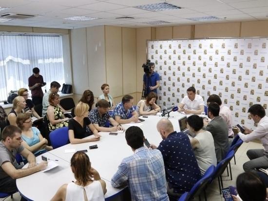 Глава Краснодара заявил, что на устранение перекосов в работе прежней мэрии уйдет не менее 3-х лет