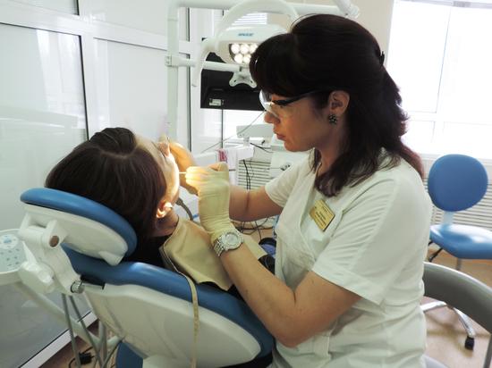 Министр здравоохранения Омской области назвал одну из лучших стоматологических клиник