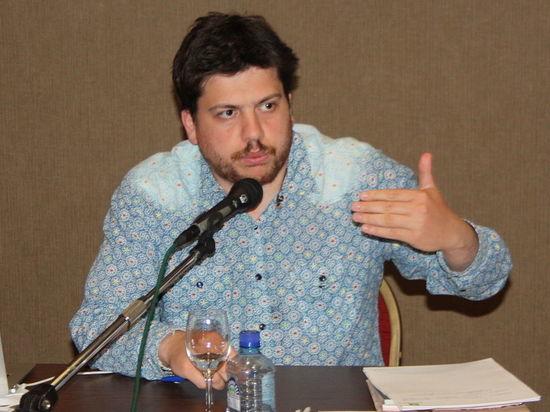 Волков считает, что его наказали за политическую работу