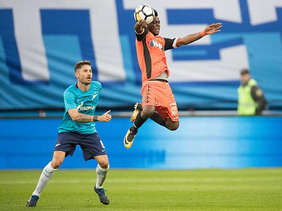 «Зенит» и «Краснодар» вышли в следующую стадию Лиги Европы