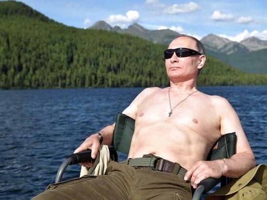 """""""Путин в хорошей физической форме для 64-летнего мужчины"""", - отмечают издания"""